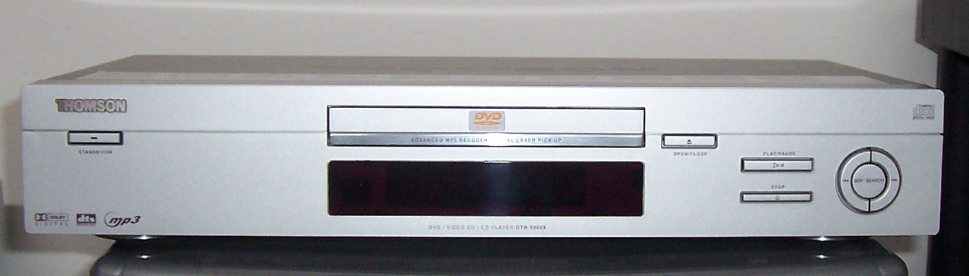 Lettore Dvd Thomson Dth 5000x